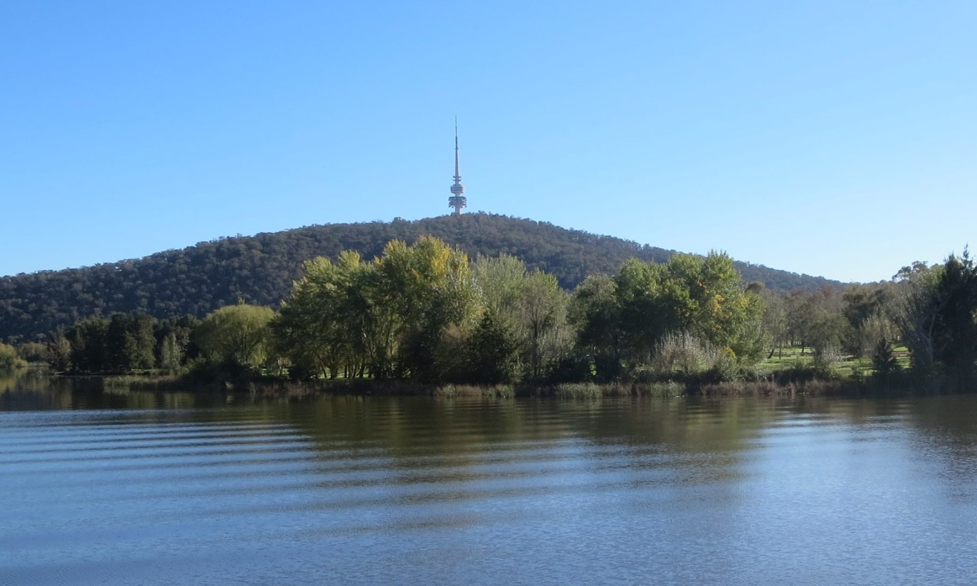 Canberra's Green Spaces